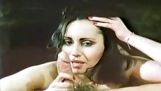 Excellent Blowjob - vintage video