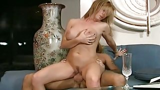 Sexy Foursome Ends In Two Messy Cumshots