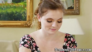 Real teen stepsis fucking