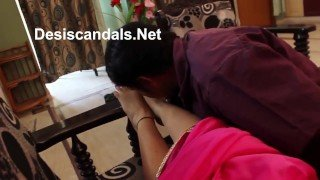 Indian Wife Sexret Sex with her Lover Mms