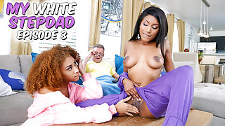 Indigo Vanity & Kendall Woods in My White Stepdad Part 3 - DigitalPlayground