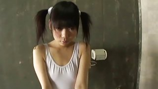 JAPANESE HOTTY DRILLED IN PRISON